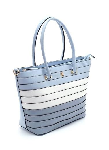 Derimod Kadın Çanta (9221-96) Klasik Mavi